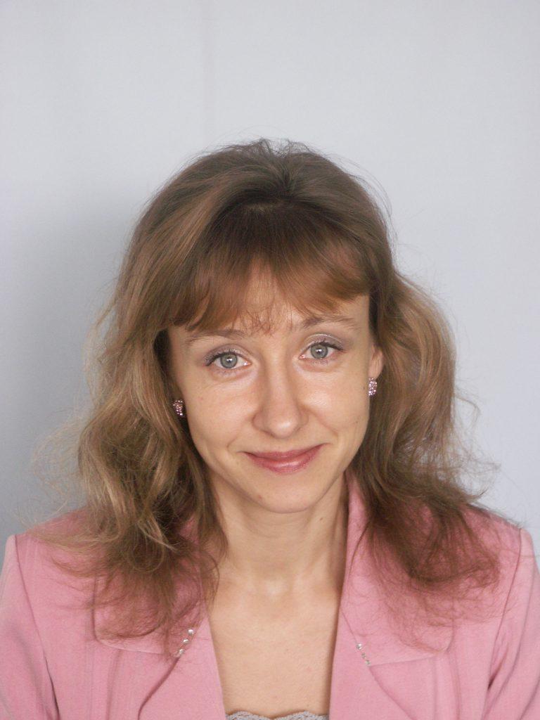 Irina Pospelova